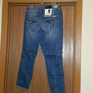 Seven Denim ankle length jeans